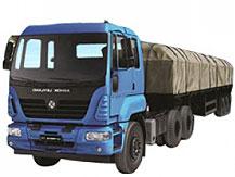 PAPERMAU: 18 Wheeler Peterbilt 379 Semi Truck Paper Model - by ...